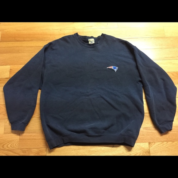 on sale bfd59 2ca2f Lee Ultraweight New England Patriots Sweatshirt
